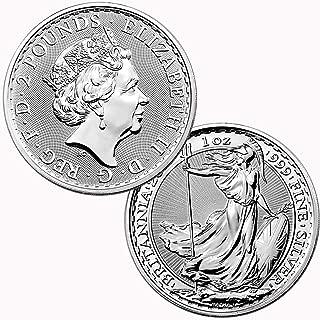 great britain 1 oz silver britannia