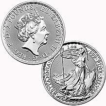 great britain silver britannia