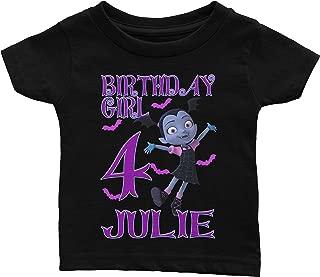 Personalize Vampirina Birthday Shirt