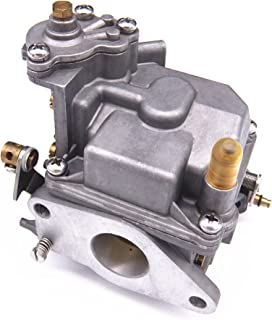 Boat Motor 66M-14301-12-00 Carburetor Assy for Yamaha 4-stroke 15hp F15 Electric Start Outboard Engine
