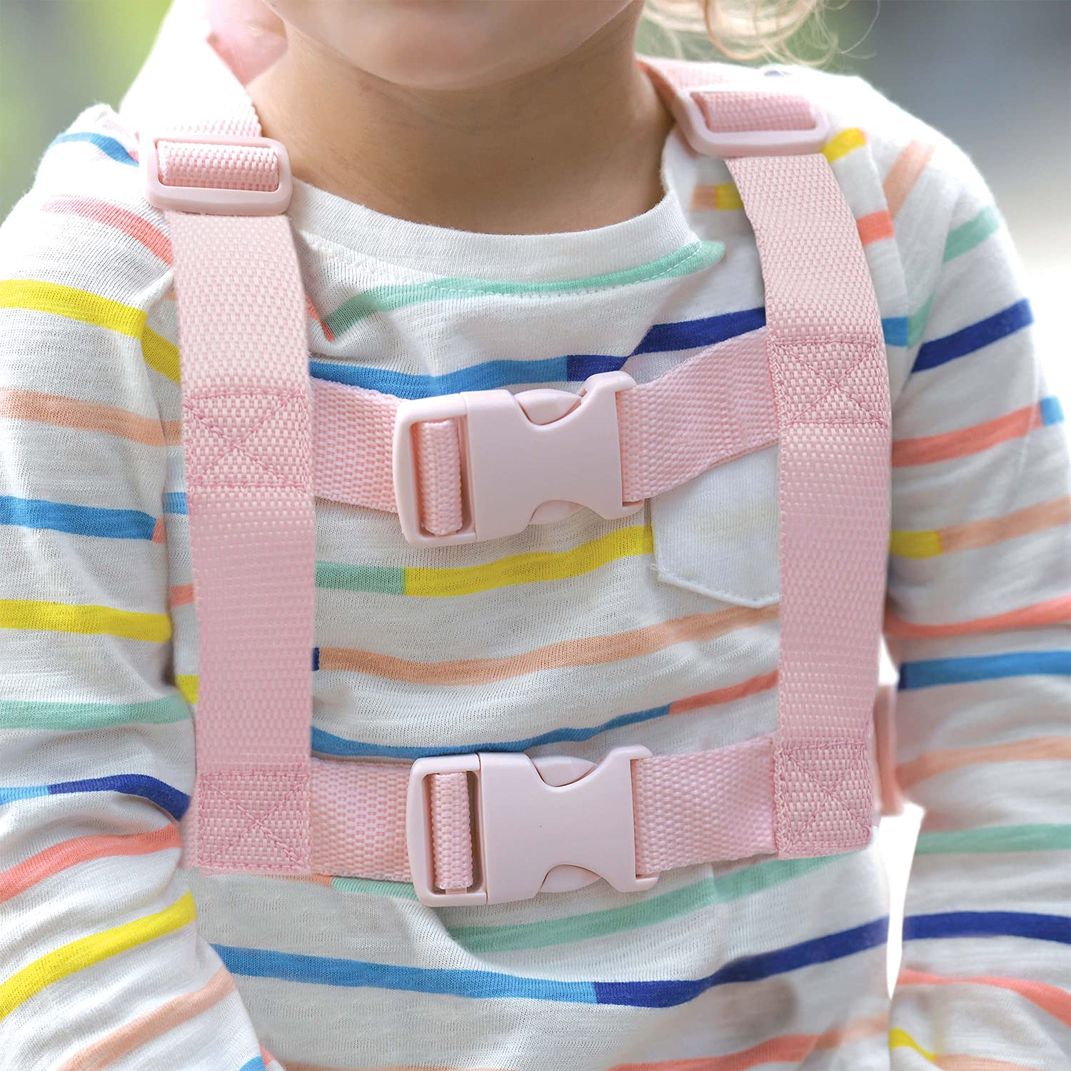Travel Bug Toddler Character 2-in-1 Safety Harness - Pig