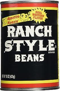 Ranch Style Bean Black
