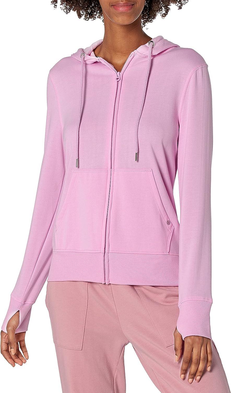 Juicy Couture Women's Fleece Zip Up Hoodie