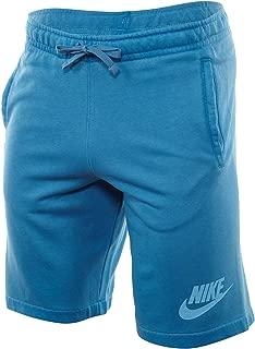 Nike Mens HBR Washed Sweat Shorts