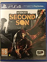 Infamous second son for PlayStation 4 .