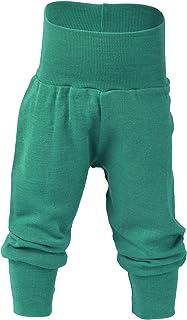 Engel Natur, Baby Bekleidung, Hose breiter Bund, 1 Stück, 70% Wolle, 30% Seide