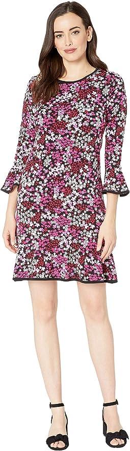 Mod Garden Flounce Dress