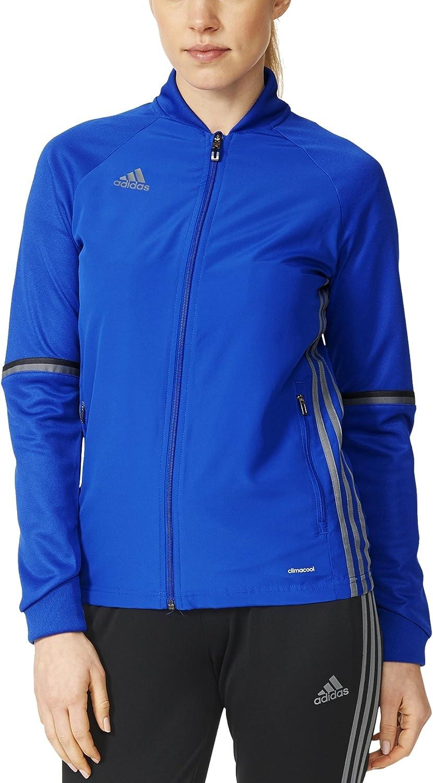 adidas Performance Condivo16 Training Top Kids Shirts;Tops Blue Long Sleeves