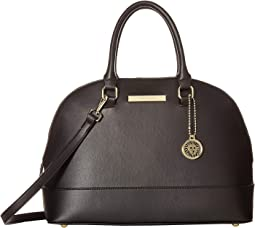 Classic Revival II Dome Satchel w/ Ball Chain