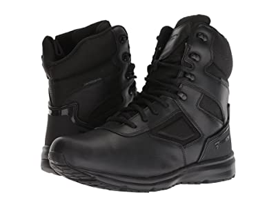 Bates Footwear Raide Waterproof Side Zip (Black) Men