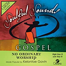 No Ordinary Worship Accompaniment/Performance Track