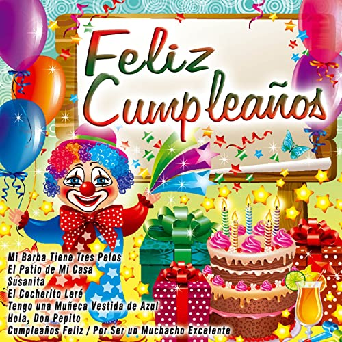Feliz Cumpleaños de Various artists en Amazon Music - Amazon.es