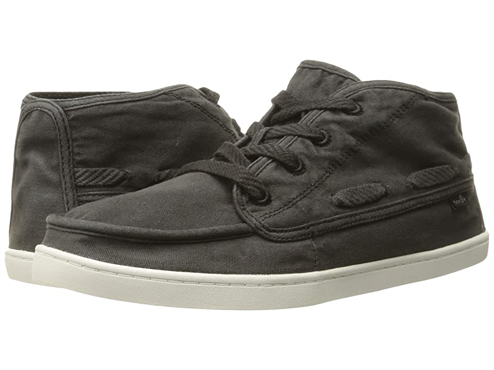 Sanuk Vee K Shawn (Washed Black) Women