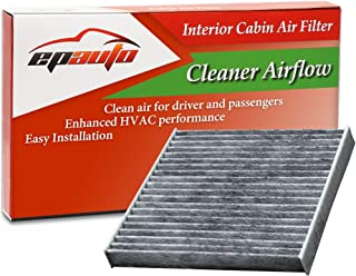 EPAuto CP285 (CF10285) Toyota/Lexus / Scion/Subaru Premium Cabin Air Filter includes Activated Carbon