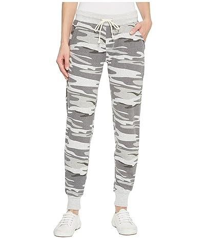 Alternative Eco Fleece Jogger Pant (Oatmeal Camo) Women