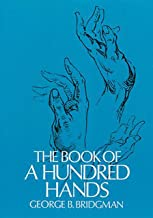 The Book of a Hundred Hands (Dover Anatomy for Artists)