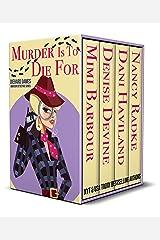 Murder Is To Die For (Diehard Dames Amateur Detective Series Book 1) Kindle Edition