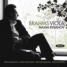 Brahms: Viola Sonatas, Trios