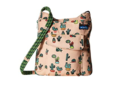 KAVU Sidewinder (Prickle Perfect) Cross Body Handbags
