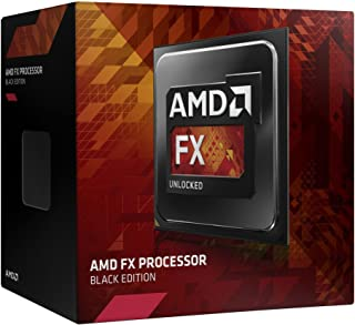 AMD FD8370FRHKBOX FX-8370 Black Edition 8 Core CPU Processor AM3+ 4300Mhz 125W 16MB