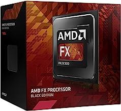 AMD FD8370FRHKBOX FX-8370 Black Edition 8 Core CPU Processor AM3+ 4300Mhz 125W 16MB