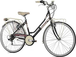 Bici Pieghevole Cicli Cinzia.Taglia 40 Con Telaio In Alluminio Bicicletta Pieghevole Cicli
