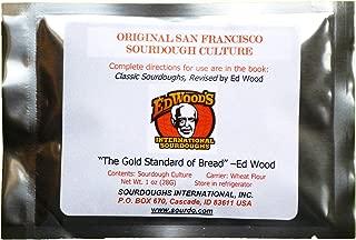 Original San Francisco Sourdough Culture