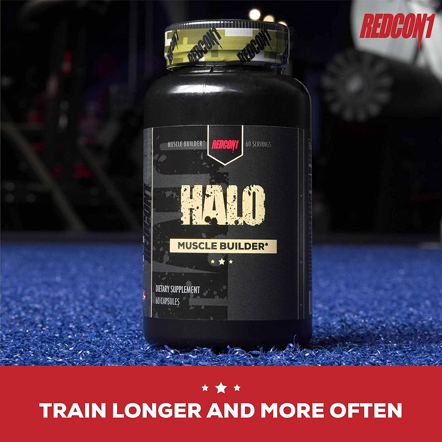 Buy Redcon1 - Halo - 60 Servings, Muscle Builder, Increase Lean Gains and Muscle Mass, Increase Protein Synthesis Online in Vietnam. B082T24Q27
