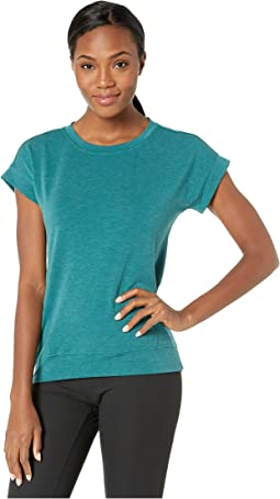 Deep Teal Heather