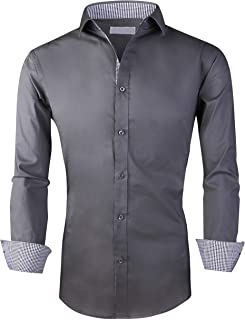 portly dress shirts