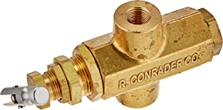 1//4 MPT 1//4 FPT Discharge 175 psi Cut-In//Cut Out Pressure 1//4 FPT Discharge 1//4 MPT 145 psi Midwest Control BE2-145-175 Pilot Valve with Dual Control