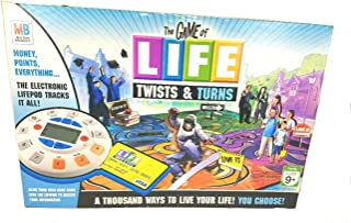 Hasbro The Game of Life: Twists & Turns Electronic Edition - Board Game