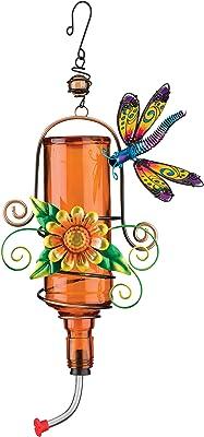 Regal Art & Gift Hummingbird Feeder, Dragonfly