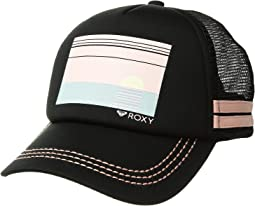 b38487a8ad7 Dig This Trucker Hat. Like 38. Roxy
