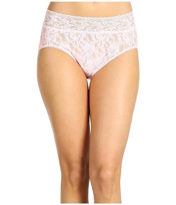 Hanky Panky Signature Lace French Bikini (Bliss Pink) Women's Underwear