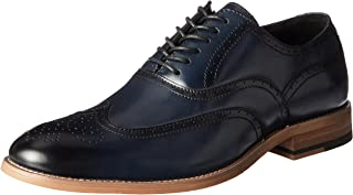 Stacy Adams Men's Dunbar Wingtip Lace-Up Oxford