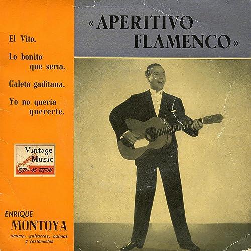 Vintage Flamenco Rumba Nº4 - EPs Collectors