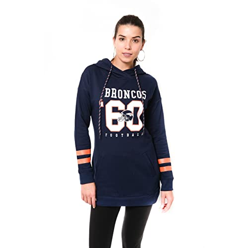 cbba3ee8 Women's Broncos Sweatshirts: Amazon.com