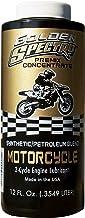 Spectro Performance Oils N.GSMC-6pk Golden 2-Cycle Oil Synthetic Blend Premix, 12 oz,6 Pack