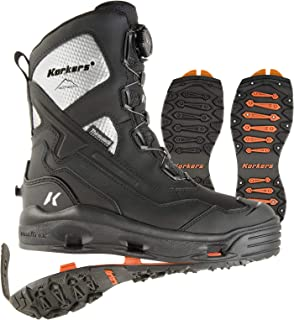 Korkers Men's Polar Vortex 1200 Waterproof Snow Boots