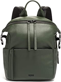 TUMI - Mezzanine Pat Leather Laptop Backpack - 12 Inch Computer Bag for Women