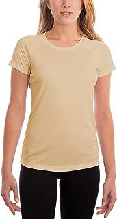 Women's UPF 50+ UV Sun Protection Performance Short Sleeve T-Shirt