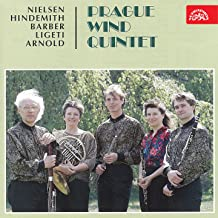 6 Bagatelles for Wind Quintet: No. 6, Molto vivace. Capriccioso