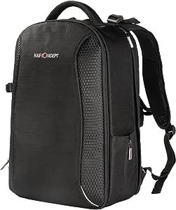 K F Concept Camera Backpack DSLR Shoulder Bag Waterproof Anti-theft Ca...