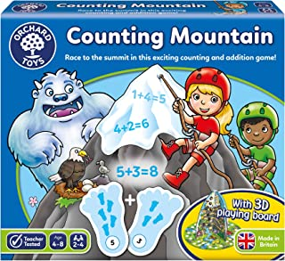 Orchard Toys 57 Counting Mountain Game