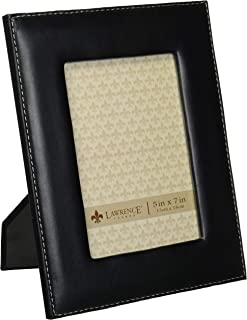 Best black leather picture frame Reviews