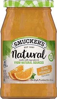 Smucker's Natural Fruit Spread, Orange Marmalade, 17.25 oz