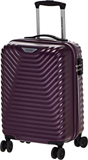 American Tourister SkyCove Hardside Spinner Luggage 55cm with tsa lock - Purple