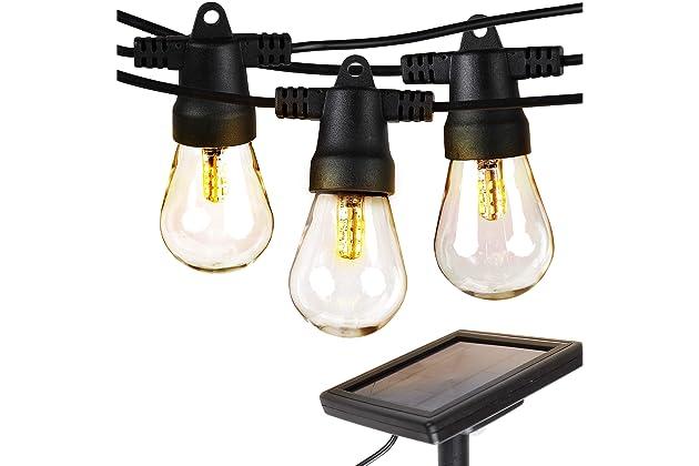 Best Solar Lights Decorative Lights For Pergola Amazon Com