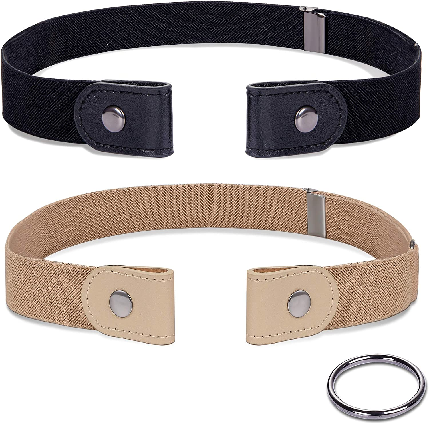 No Buckle Elastic Belts Albuquerque Purchase Mall for Women Men Size Plus Free Inv